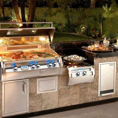 מסודר דרים גארדן - ג'קוזי לגינה, מטבחי חוץ מהמותגים המובילים בעולם HE-55